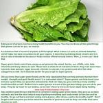 Benefits of Eating Super Green Foods