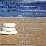 11 Health Benefits of Meditation