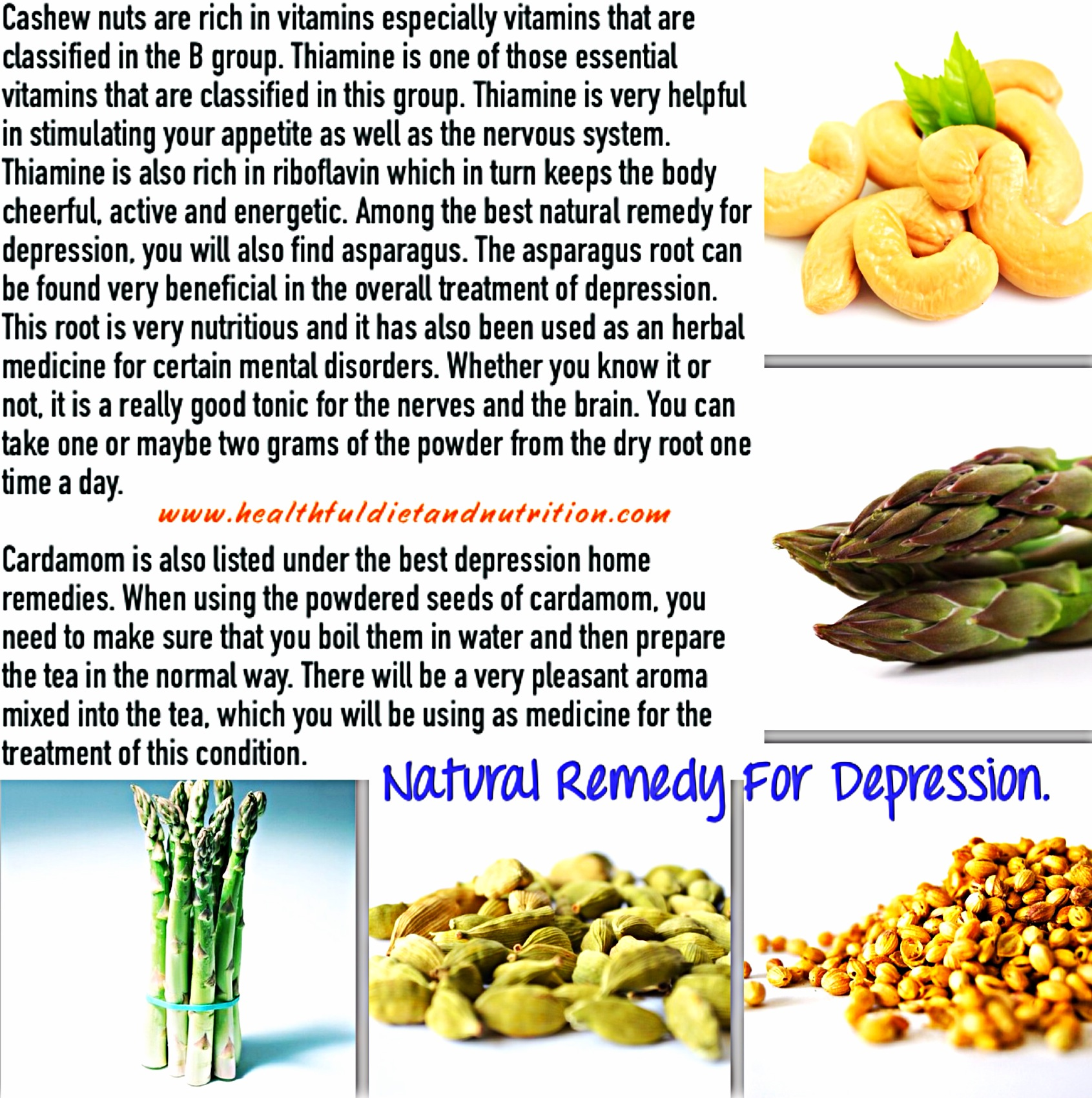 Natural Remedy For Depression