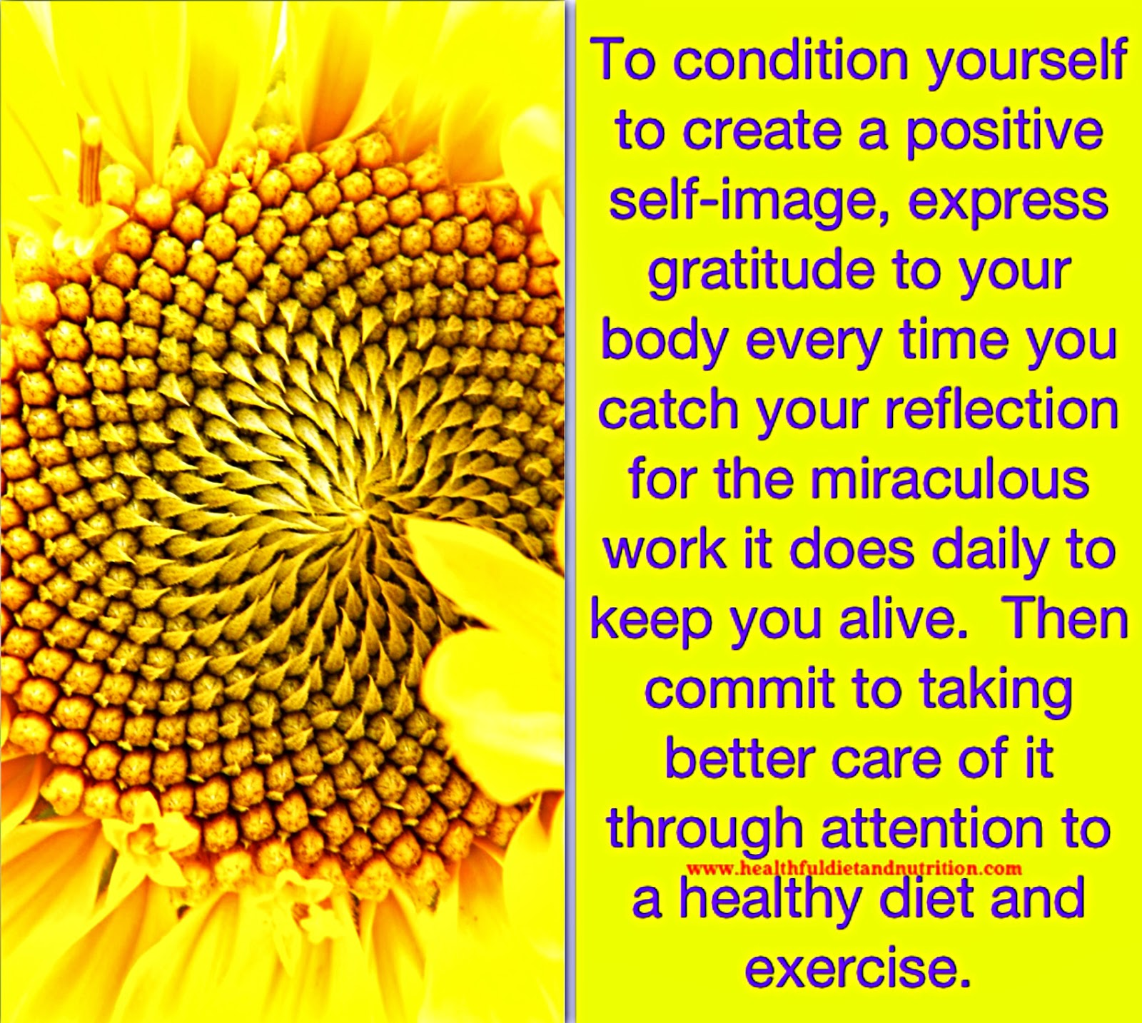 Condition Yourself To Create A Positive Self-Image