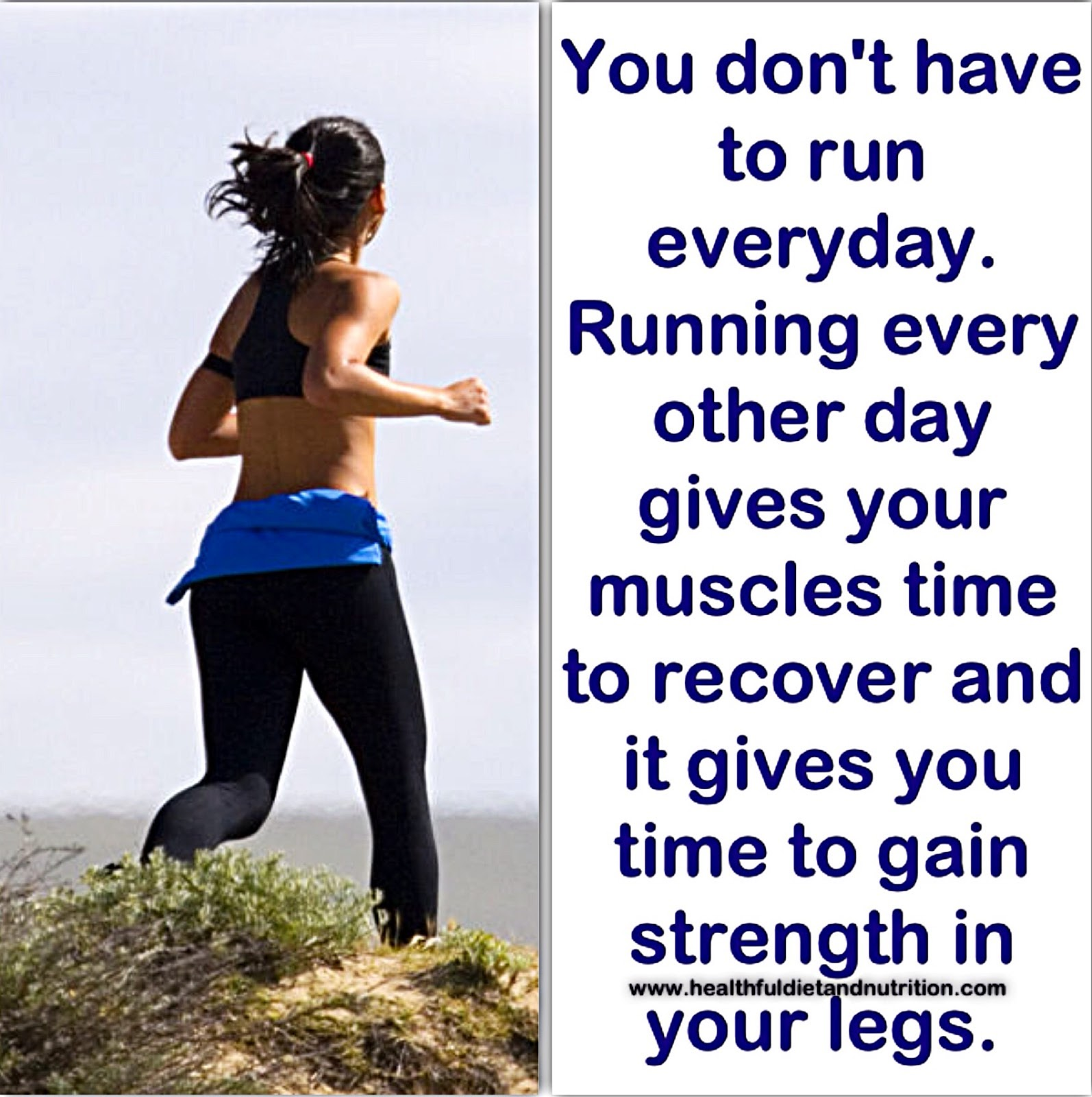 Run Every Other Day...