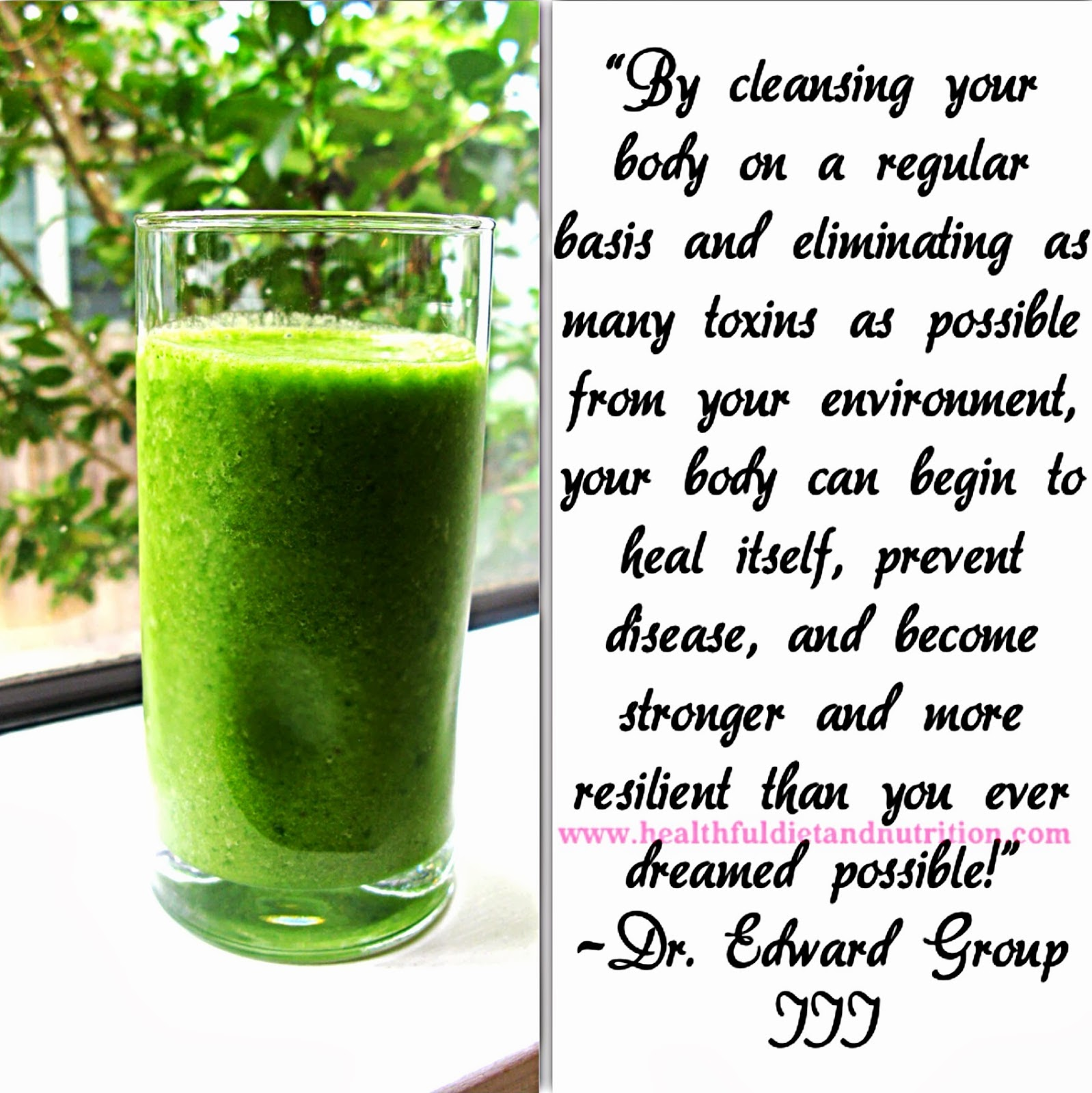 Cleanse Your Body On A Regular Basis
