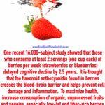 Consume Organic Fruit and Veggies