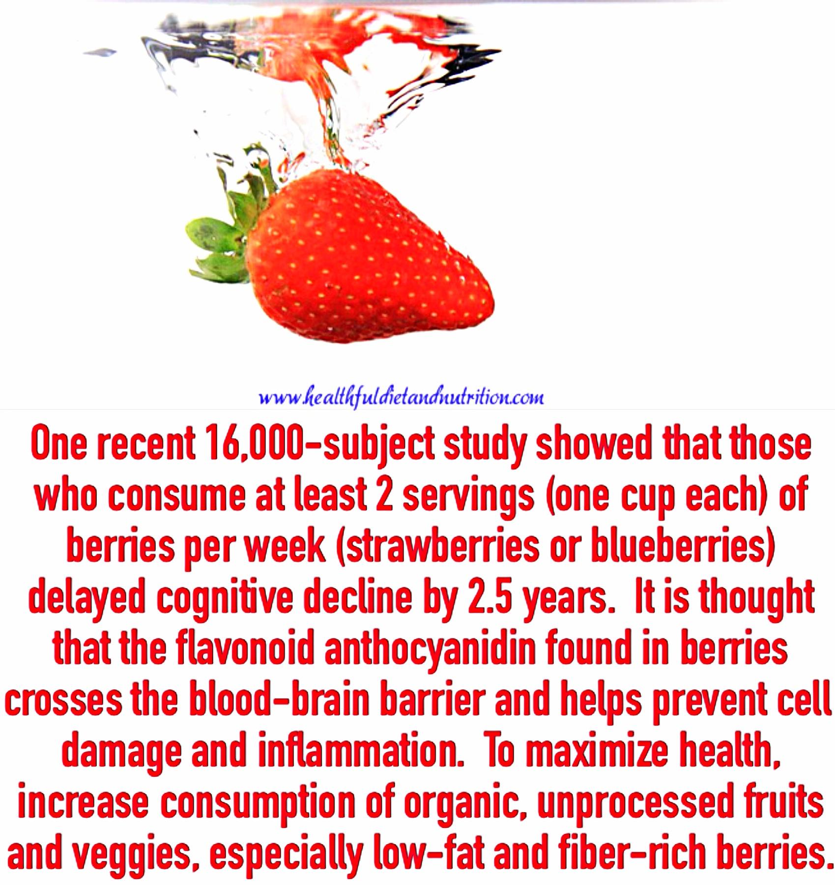 Consume Organic Fruits & Veggies to Maximize Health
