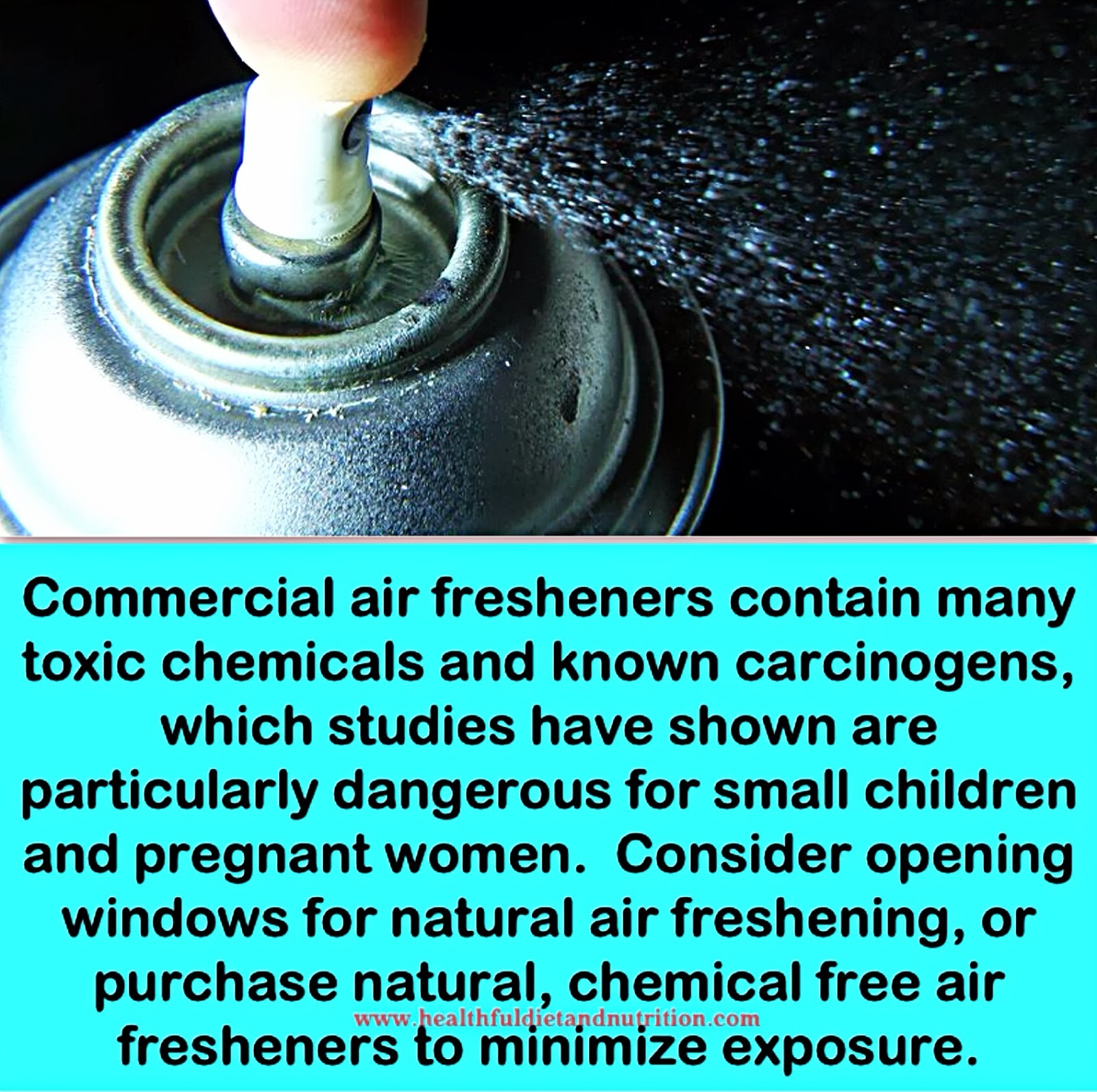 Minimize Exposure To Toxic Chemicals
