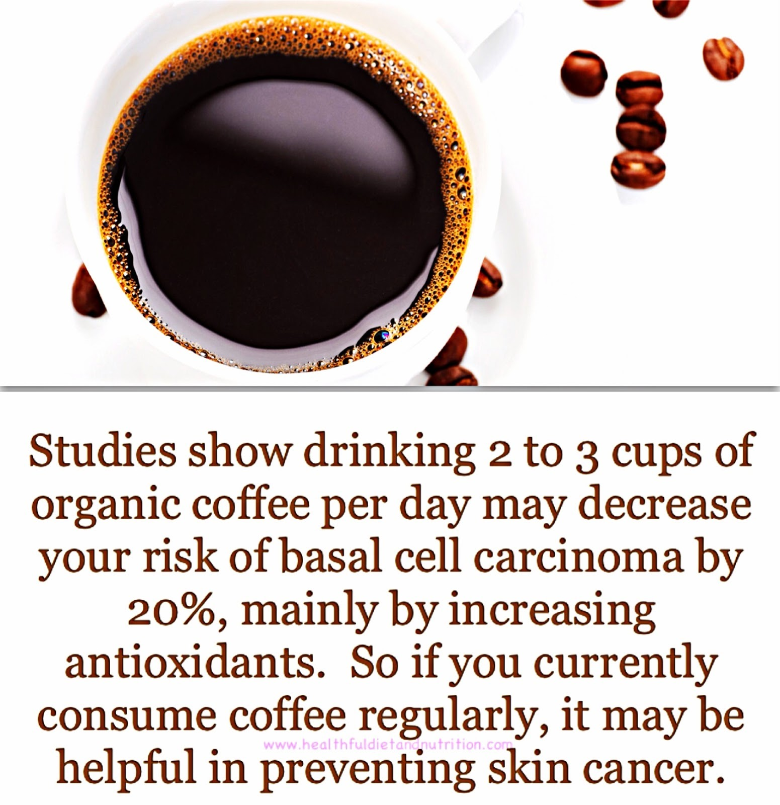 Consume Coffee To Prevent Cancer