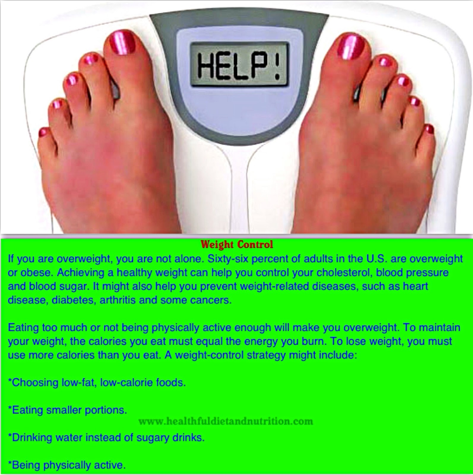 Body Weight Control